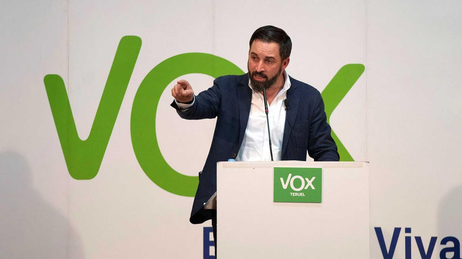 PP y Vox no llegan a un acuerdo para la investidura de Moreno en Andalucía