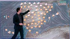 Heladas intensas en el interior peninsular y descenso de temperaturas en zonas montañosas del norte
