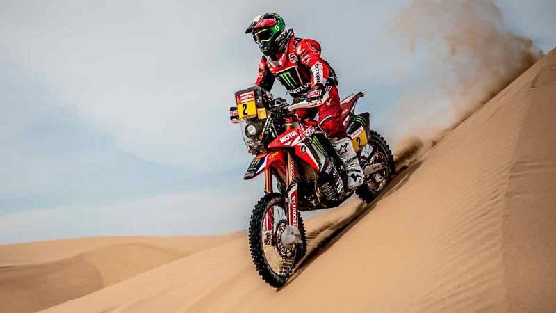 Sin bazo pero con ilusión, así afronta Paulo Gonçalves el Dakar 2019