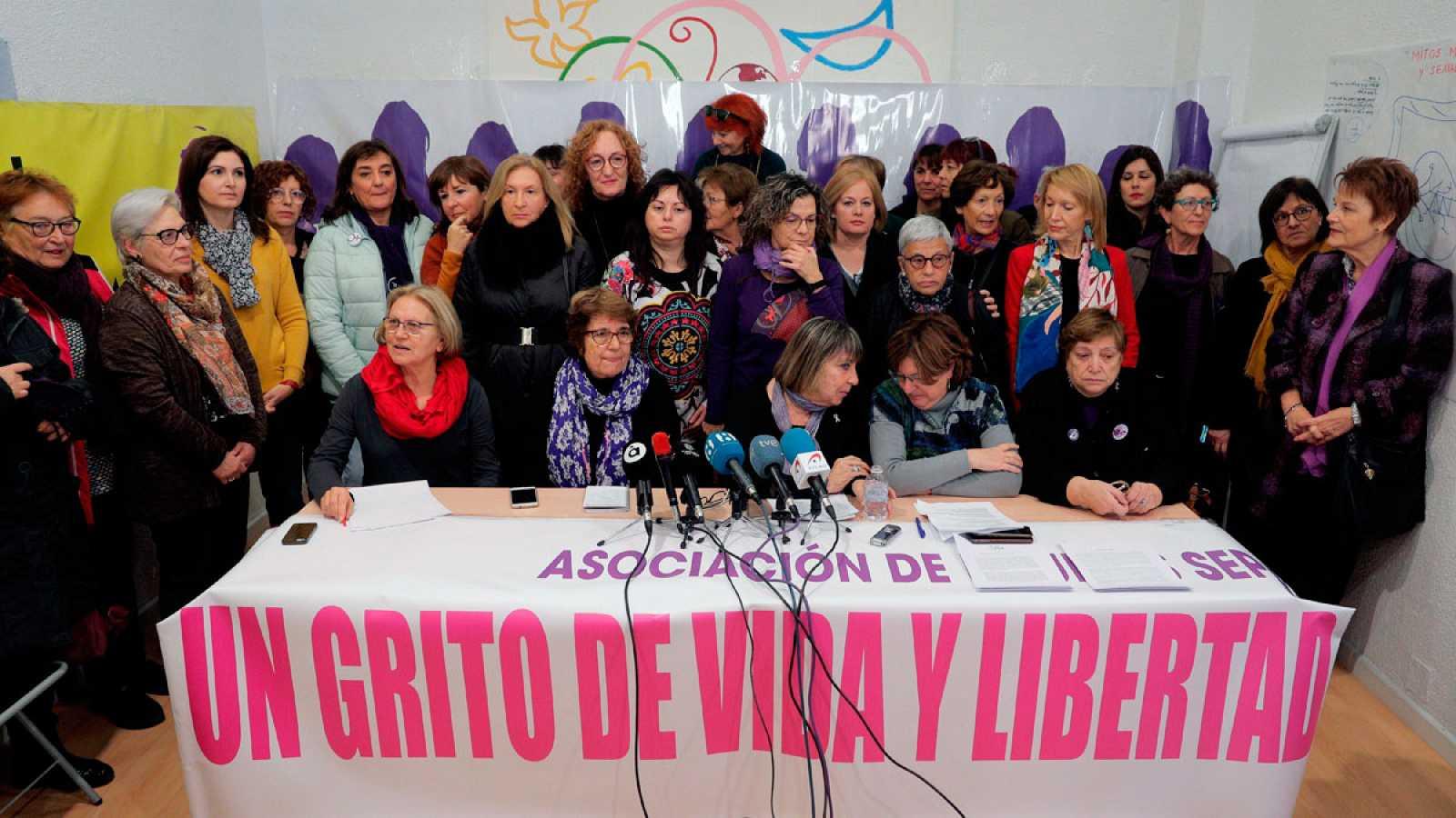 El movimiento feminista se moviliza contra la iniciativa de VOX de derogar la Ley de Violencia de Género