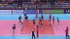 Voleibol - Clasificación Campeonato de Europa Femenino: España - Letonia