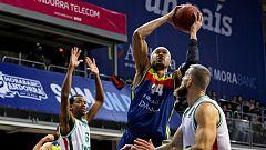 Baloncesto - Eurocup Top 16 2º partido: Morabanc Andorra - Unics Kazan