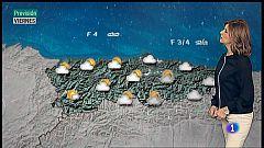 El tiempo en Asturias - 10/01/19