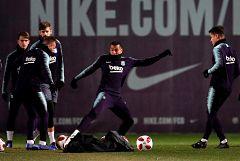 El Barça, sin Messi ni Suárez, para enfrentarse al Levante