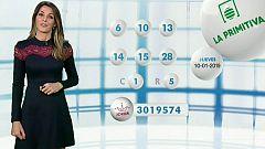 Lotería Nacional + La Primitiva + Bonoloto - 10/01/19