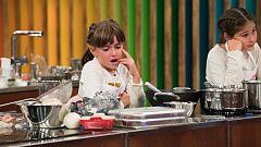 Candela pierde el control del cocinado