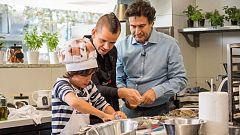 Dabiz Muñoz entra en las cocinas para ayudar a los aspirantes