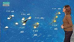 El tiempo en Canarias - 11/01/2019