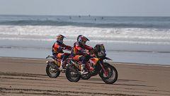 Dakar 2019 | Sunderland gana la quinta etapa en motos
