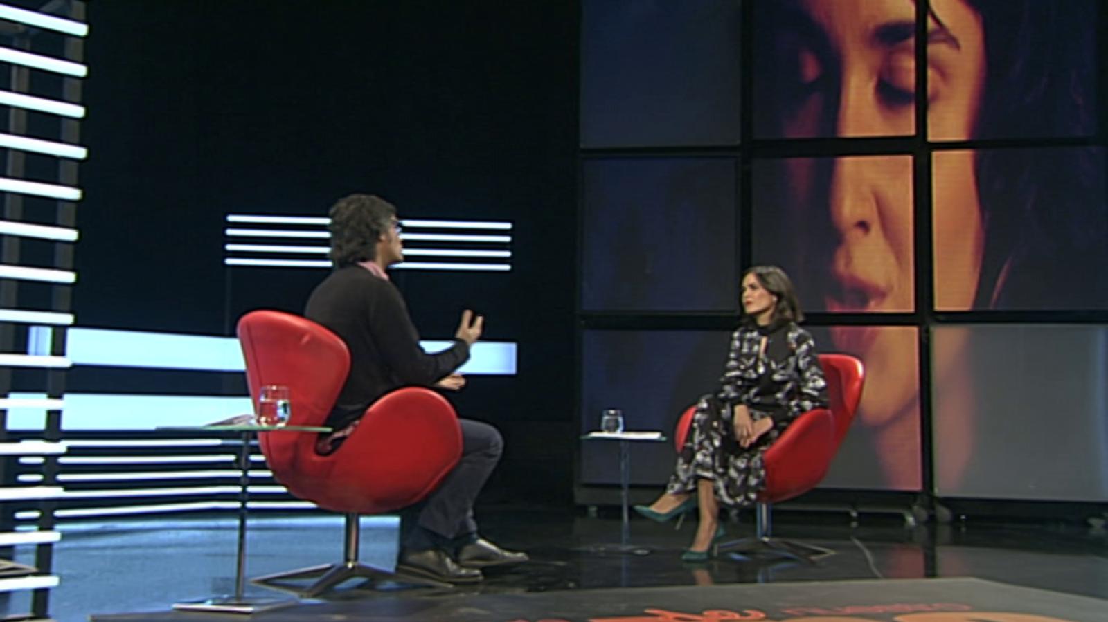 Historia de nuestro cine - Lucía y el sexo (presentación) - ver ahora