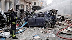 Una explosión en una panadería de París deja varios heridos