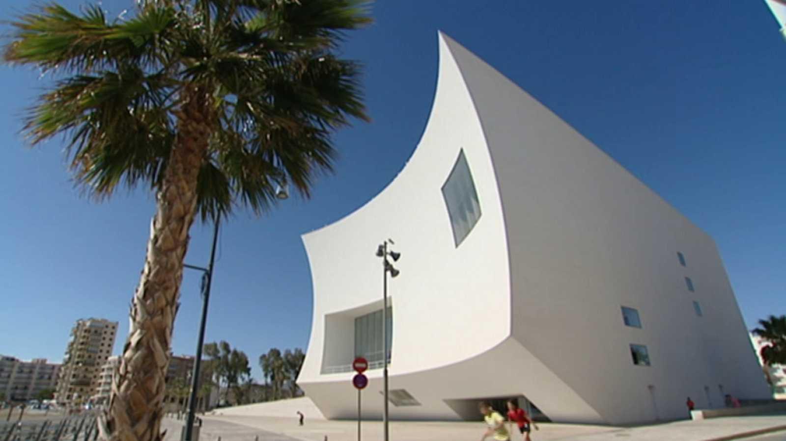 Edificios - Escena mediterránea - ver ahora