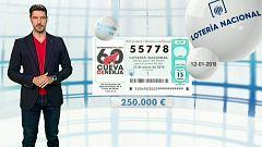 Lotería Nacional - 12/01/19