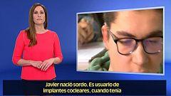 En lengua de signos - 13/01/19