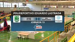 Baloncesto - Liga Femenina DIA 2018/19. 15ª jornada: Mann Filter - IDK Gipuzcoa
