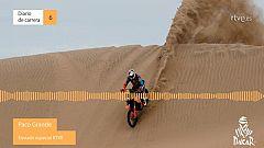 Dakar 2019. Diario de Carrera. Etapa 6