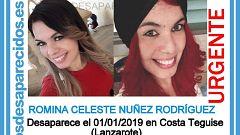 La Guardia Civil detiene al marido de la joven desaparecida en Lanzarote la pasada Nochevieja
