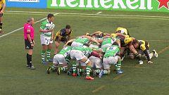 Rugby - Liga División de Honor Masculina 14ª jornada: Aldro Energía Independiente RC - UBU-Colina Clinic