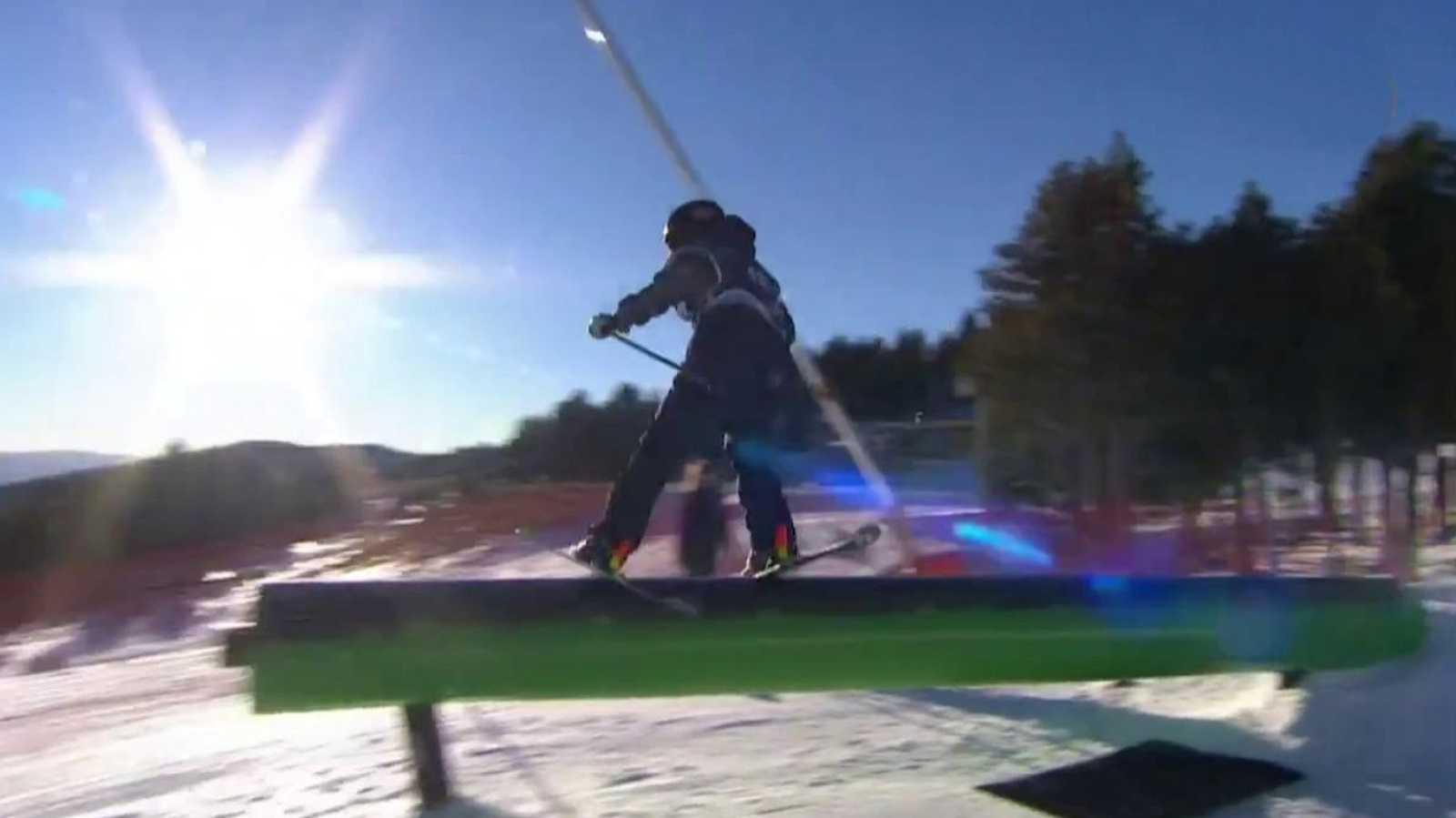 Esquí Freestyle - Copa del Mundo 2018/2019 Finales Slopestyle prueba Font Romeu - ver ahora