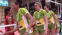 Voleibol - Superliga Iberdrola Femenina 2018/2019 12ª jornada: Minis Arluy VB Logroño-Cajasol Juvasa Voley
