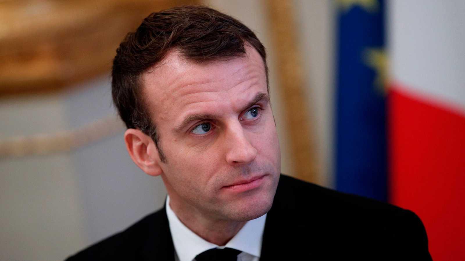 """Macron lanza un """"gran debate nacional"""" para hacer frente a las demandas de los """"chalecos amarillos"""""""