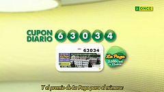 Sorteo ONCE - 14/01/19