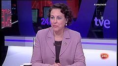 """Magadalena Valerio: """"La pensión mínima de 1080 euros es inviable mientras no haya sostenibilidad social"""""""