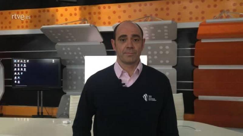 El exjugador de la selección española pone en valor el papel del guardameta gallego en el devenir del partido.