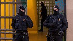 Los Mossos llevan a cabo una operación antiterrorista en Barcelona e Igualada