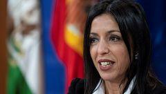 "Marta Bosquet, presidenta del Parlamento andaluz: ""Espero que la legislatura sea tranquila, aunque no lo creo"""