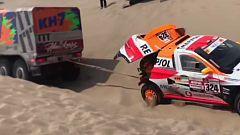 Dakar 2019 |  Juvanteny, Criado y Domènech, 'Los Rescatadores'