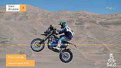 Dakar 2019. Diario de Carrera. Etapa 7