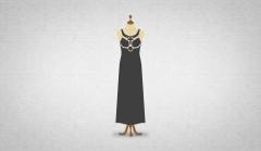 Maestros de la Costura: Vestido España de Sybilla patrones