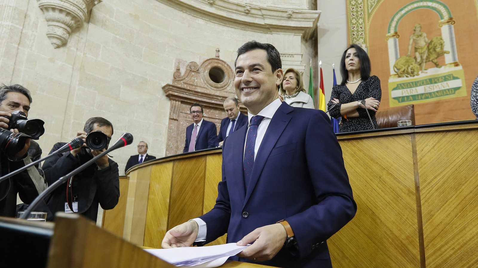 """Moreno apela al """"espíritu de la concordia"""" y promete un Gobierno libre de """"cualquier rémora"""""""