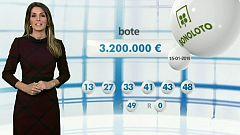 Bonoloto + EuroMillones - 15/01/19