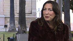Los desayunos de TVE - Marío Jiménez (PSOE), Loles López (PP) y  Antonio Maíllo (Adelante Andalucía)