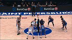 Baloncesto - Eurocup Top 16 3º partido: Zenit Sant Petersburgo - Morabanc Andorra