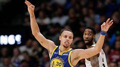 NBA: Los Warriors hacen historia con 51 puntos en un cuarto