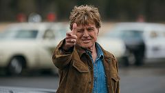 'The oldman and the gun' la película con la que Robert Redford abandona la actuación