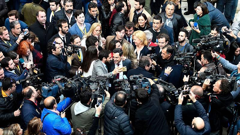 """Moreno: """"Lo primero que voy a hacer es una auditoría integral para saber el estado financiero de la Junta"""""""