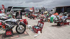 ¿Cómo se gestionan los residuos del Rally Dakar?