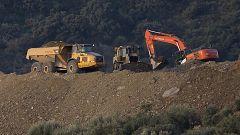 Los equipos de rescate de Julen aplazan la construcción del túnel horizontal por la inestabilidad del terreno y siguen con el vertical