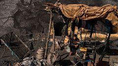 """""""Las imágenes del interior de la mina nos hicieron replantearnos el reportaje"""", Luis Pérez sobre el rodaje de En la mina o la nada"""