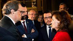 El Gobierno y la Generalitat acuerdan crear un espacio de diálogo entre partidos