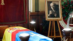 Los dos últimos presidentes de Asturias recuerdan a Vicente Álvarez Areces
