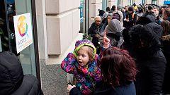 Miles de trabajadores públicos siguen sin empleo ni sueldo en Estados Unidos