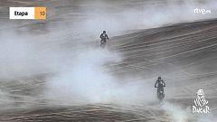 Dakar 2019: La última etapa en imágenes