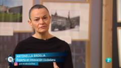 Para Todos La 2 - Antonella Broglia nos presenta al equipo de Urban Data Eye que trabaja en Madrid o Pittsburg, entre otros lugares