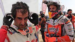 Oriol Mena y Laia Sanz, los mejores españoles en motos