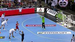 Balonmano - Campeonato del Mundo Masculino 2019: Alemania - Serbia